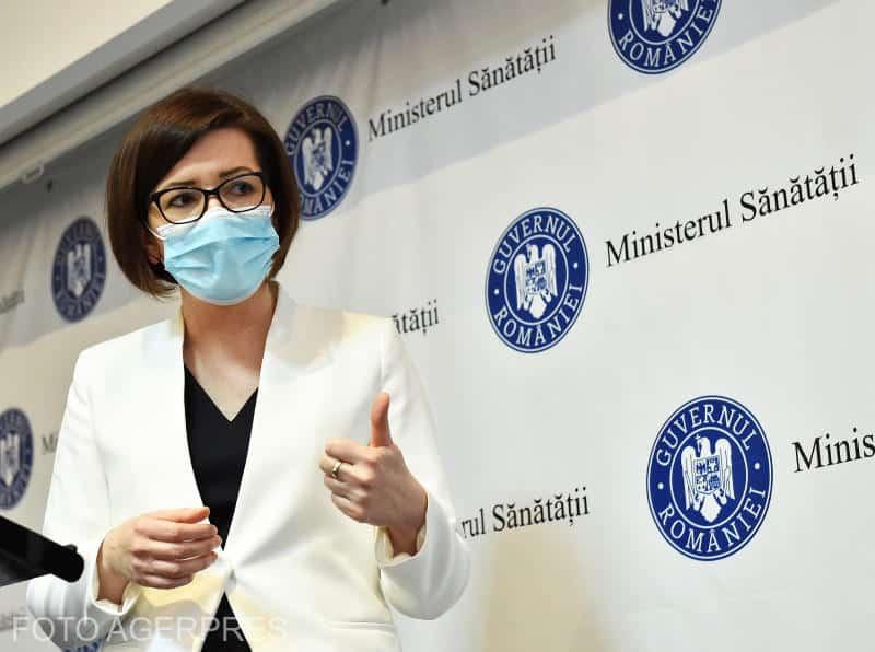 Adrian Onciu: Jos masca medicală, doamnă ministru Mihăilă!