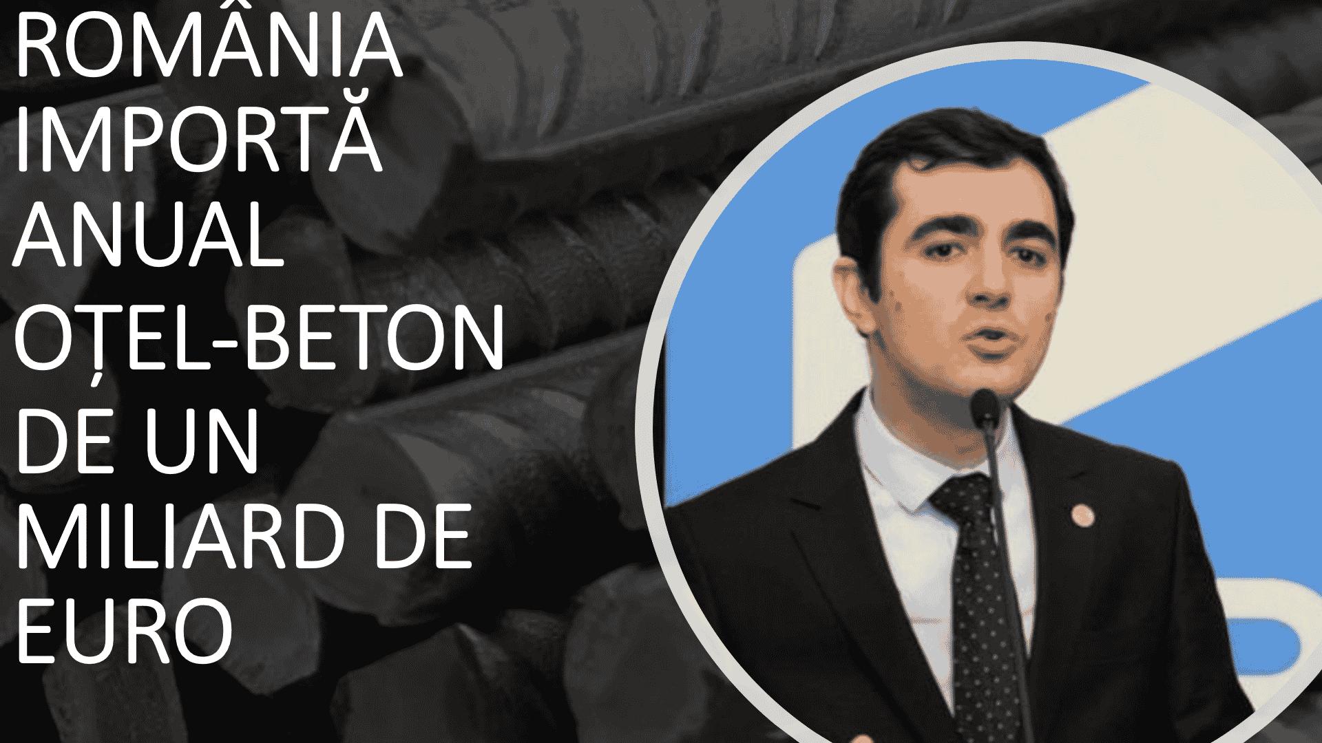 Importul de oțel crește datoria României cu 1 miliard de euro anual. USR și PNL refuză să deschidă combinatul de oțel – CRITICII.RO