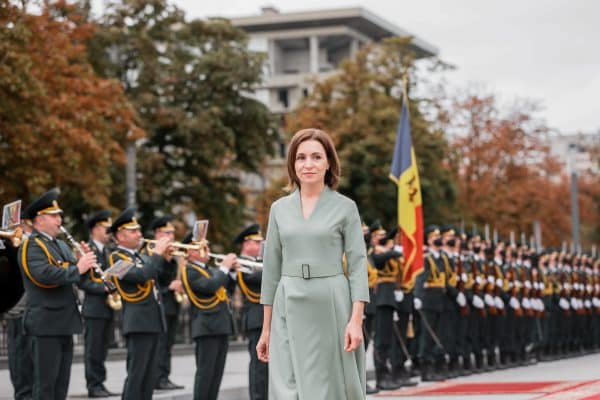 Maia Sandu: Limba română poate fi patria tuturor cetățenilor Republicii Moldova