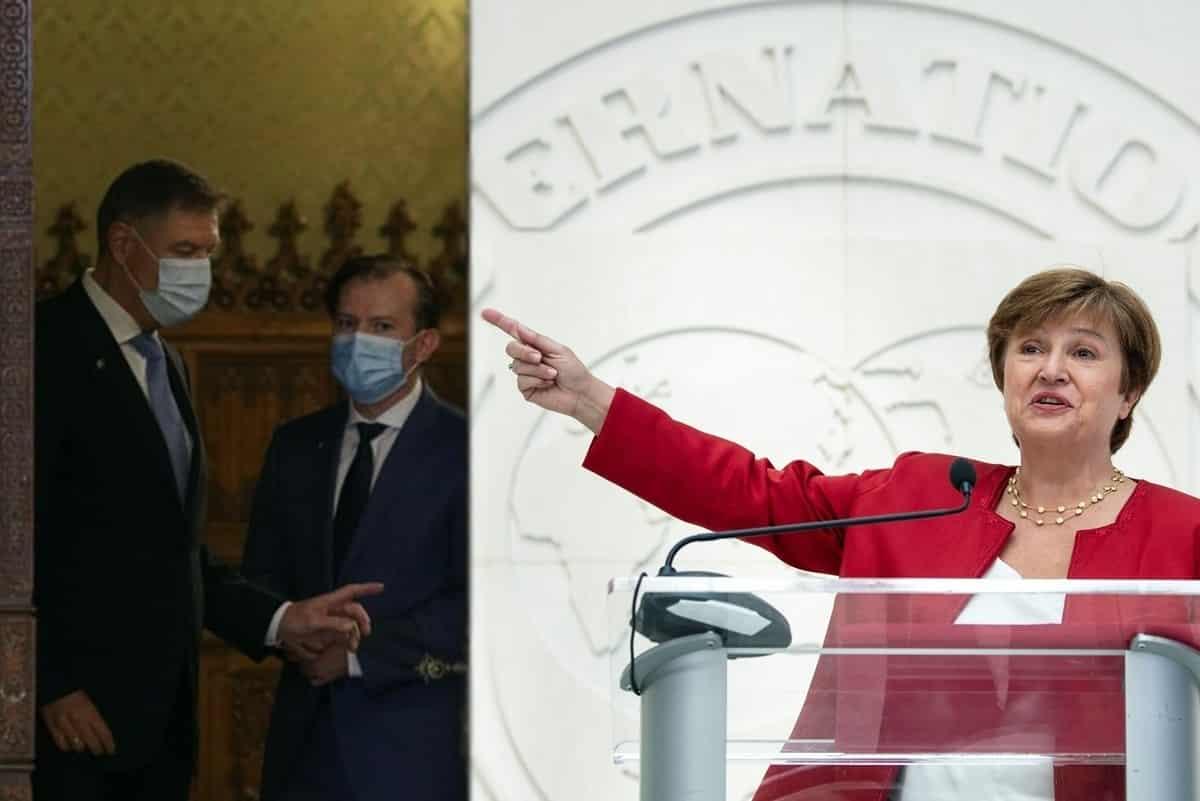 News Alert: România ar putea lua 2 miliarde de dolari de la FMI