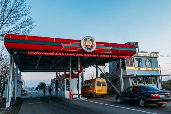 """Ucraina spune """"NU"""" solicitării autorităților de la Chișinău și nu vrea să mai audă de mașini cu numere transnistrene"""