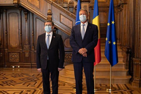 Președintele Parlamentului de la Chișinău, întrevederi cu înalți demnitari de la București