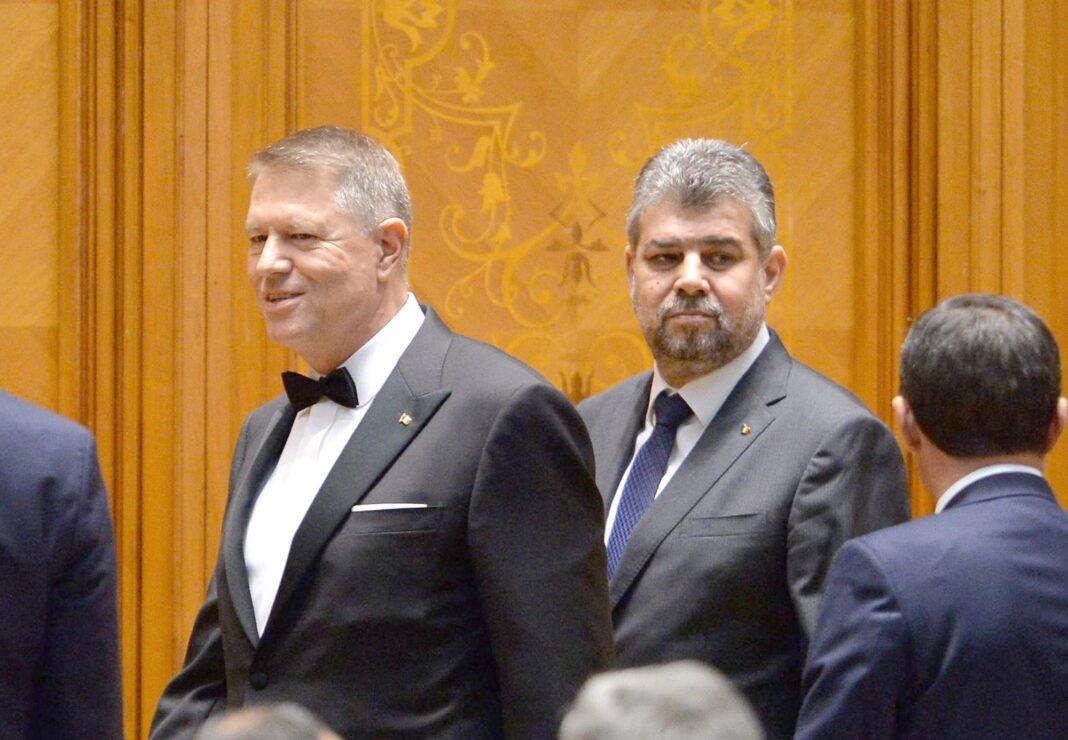 Iohannis și PSD – între troc și troacă