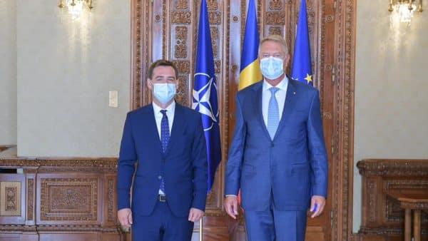 Președintele Klaus Iohannis, mesaj despre investițiile din România și mediul de afaceri din R. Moldova