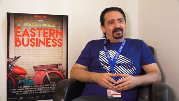 Regizorul basarabean Igor Cobileanski preia frâiele unui serial de la PRO TV ~ InfoPrut