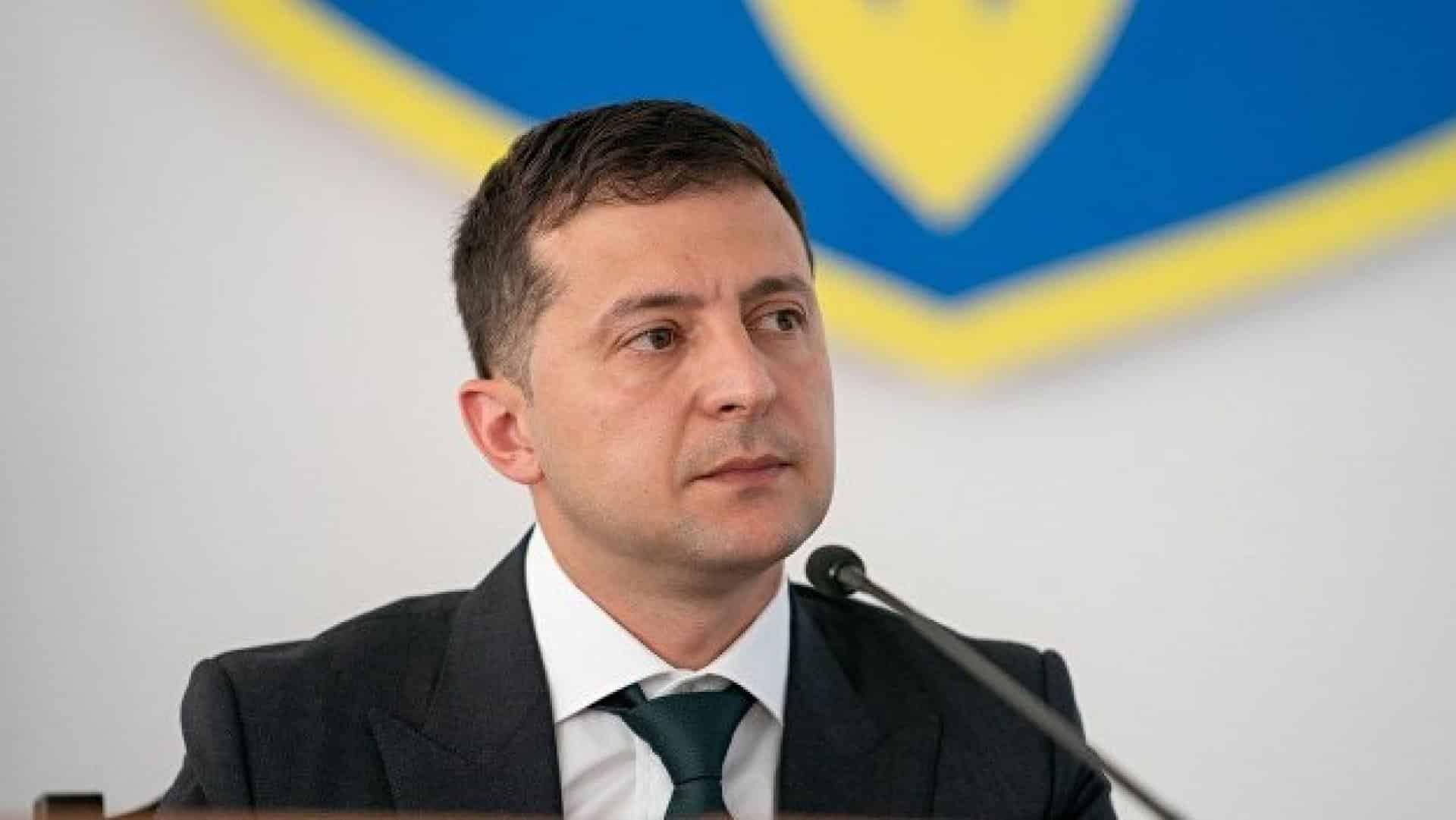 """Zelenski spune că ,,este posibil"""" un război între Ucraina șii Rusia"""