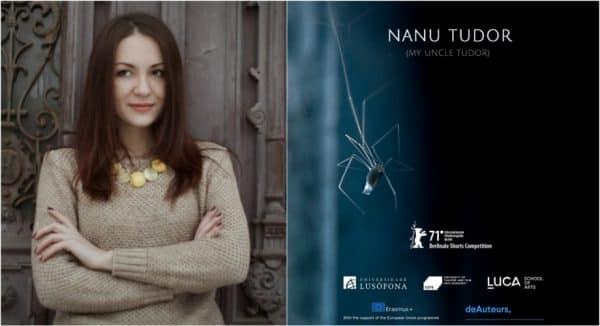 Tânără regizoare din R. Moldova, premiată în cadrul unui festival de film din România ~ InfoPrut