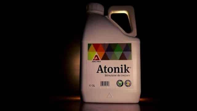 Avantajele tratării semințelor cu biostimulatorul Atonik