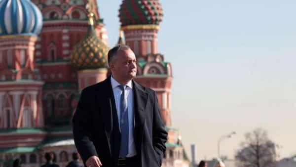 Dodon o acuză pe Maia Sandu în legătură cu creșterea prețului la gazul livrat de Gazprom