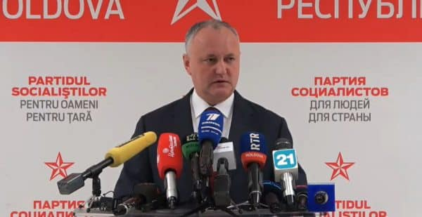 "Igor ,,Nostradamus"" Dodon: Guvernul Gavrilița va demisiona"