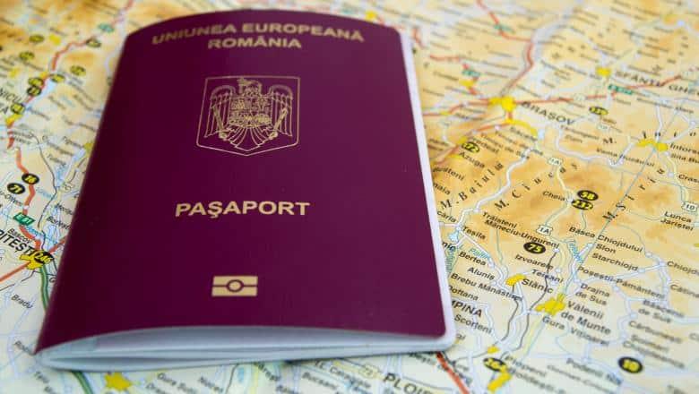 În Marea Britanie, doar cu pașaportul