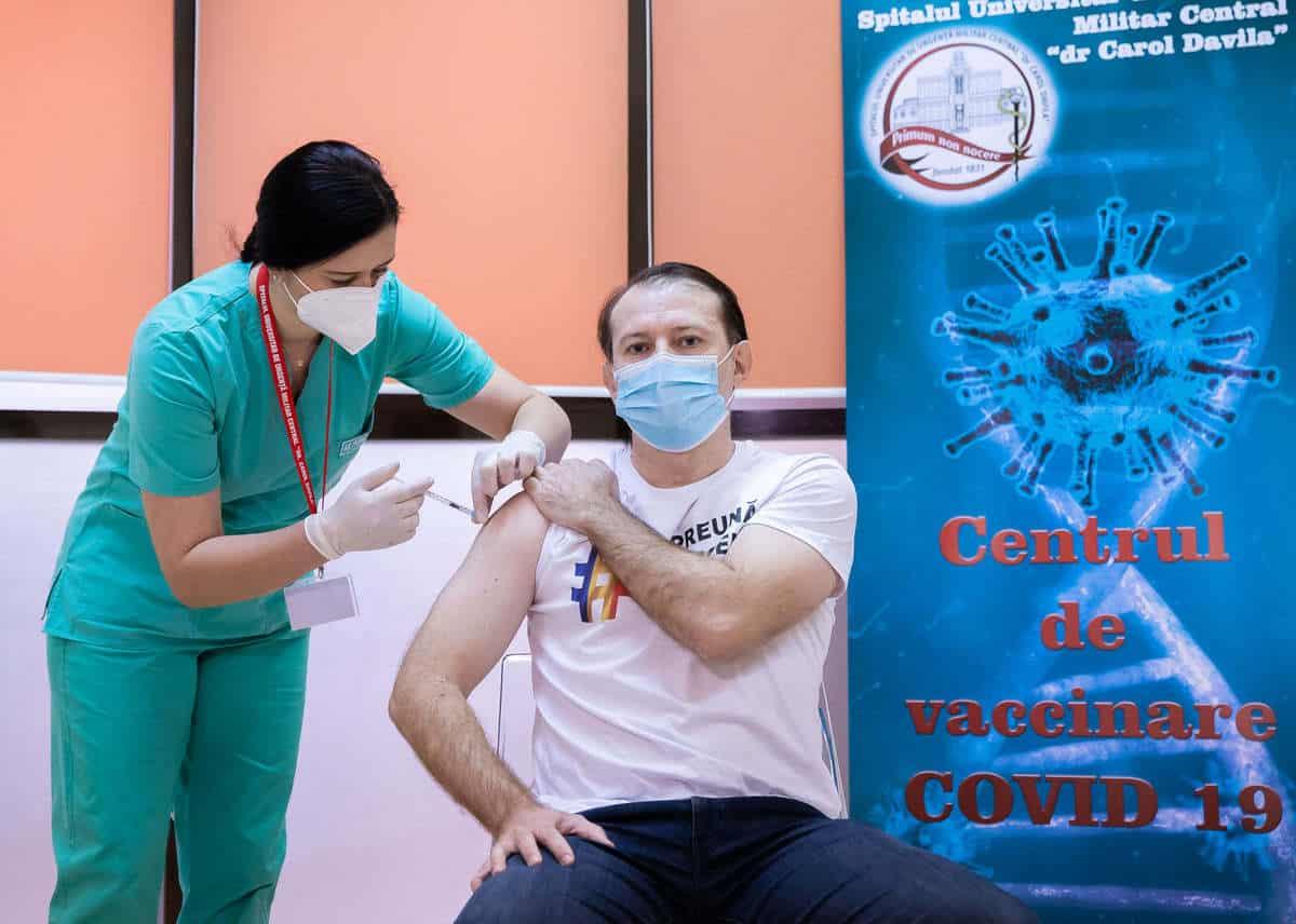 Români, grăbiți-vă cu vaccinarea, că le expiră guvernanților șpăgile! – 60m.ro