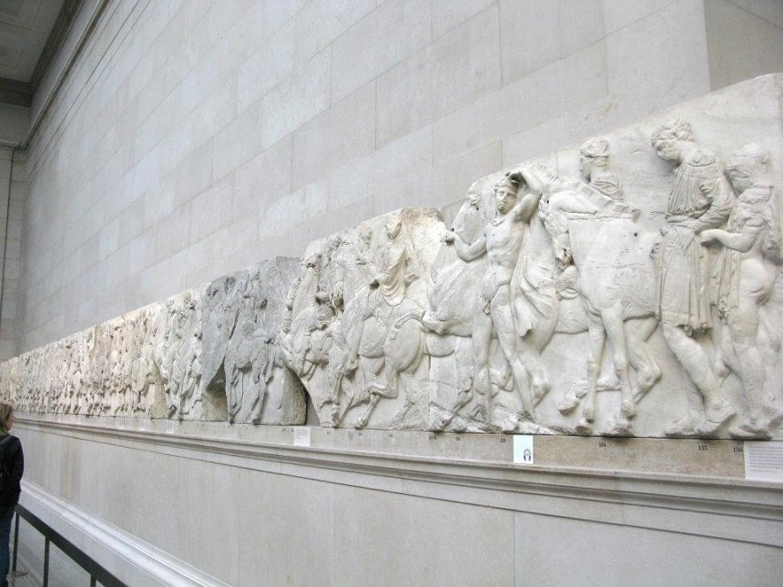 JEFUITORII DE VESTIGII: UNESCO recomandă Marii Britanii să înceapă discuţii despre restituirea frizelor din Partenon Greciei – 60m.ro