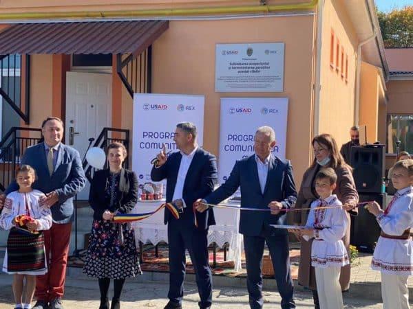 O școală din Strășeni, renovată cu ajutorul financiar al SUA ~ InfoPrut