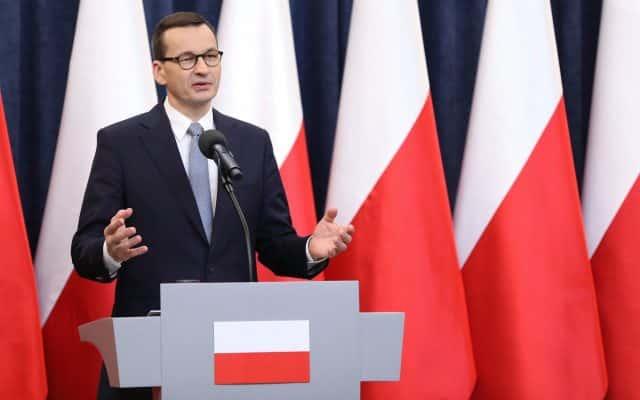 """Premierul Poloniei acuză opoziția că minte în legătură cu """"Polexit"""" – 60m.ro"""
