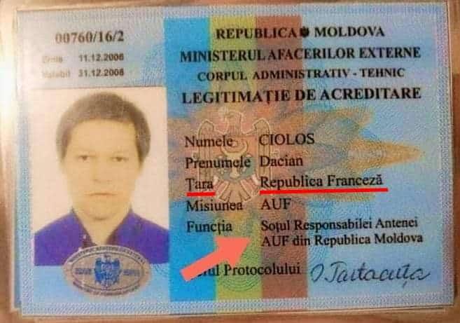 Dan Andronic: Cioloș vrea să fie președinte! România, colonie franceză – 60m.ro